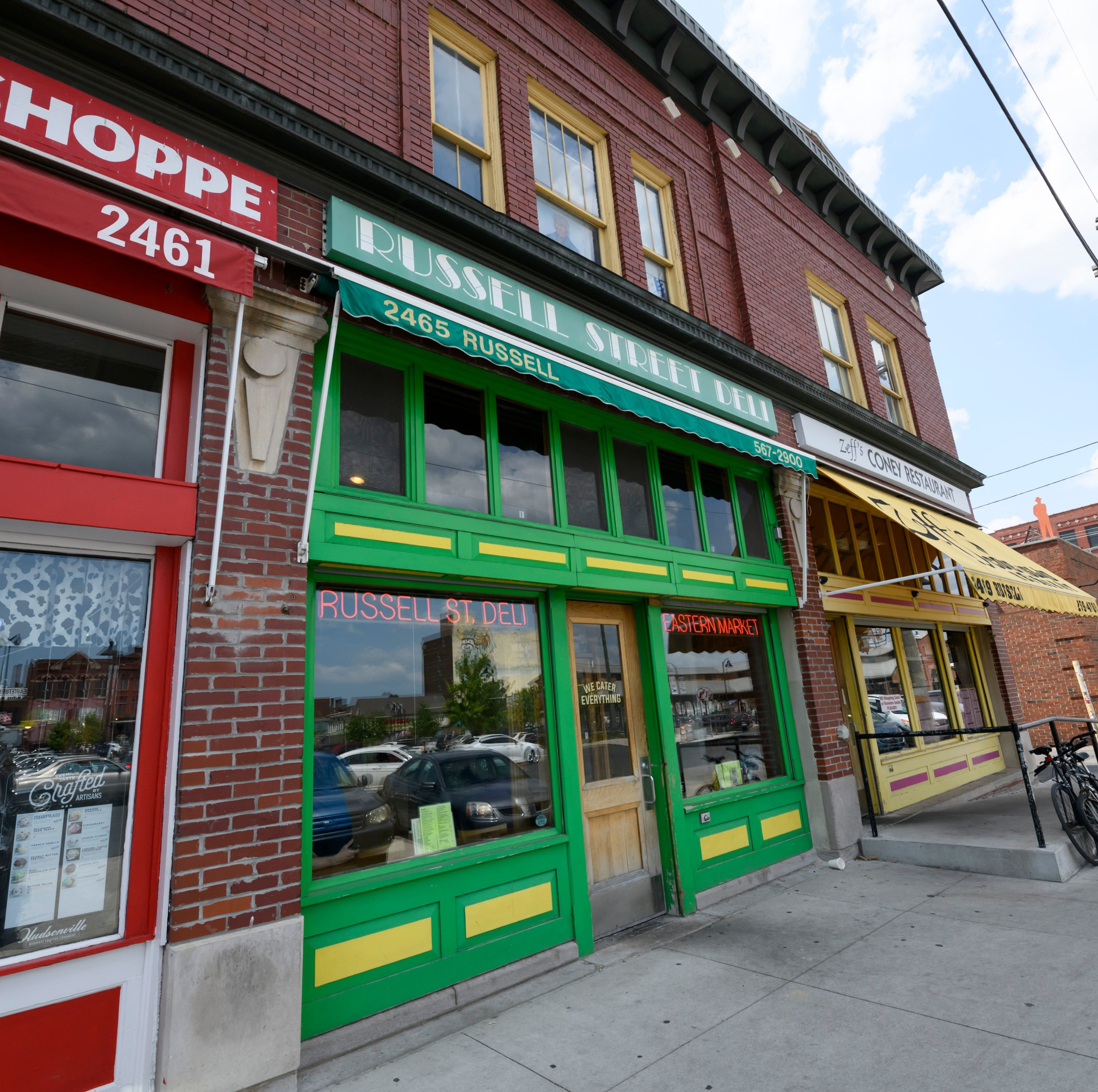 Russell Street Deli owner has six finalists for new location