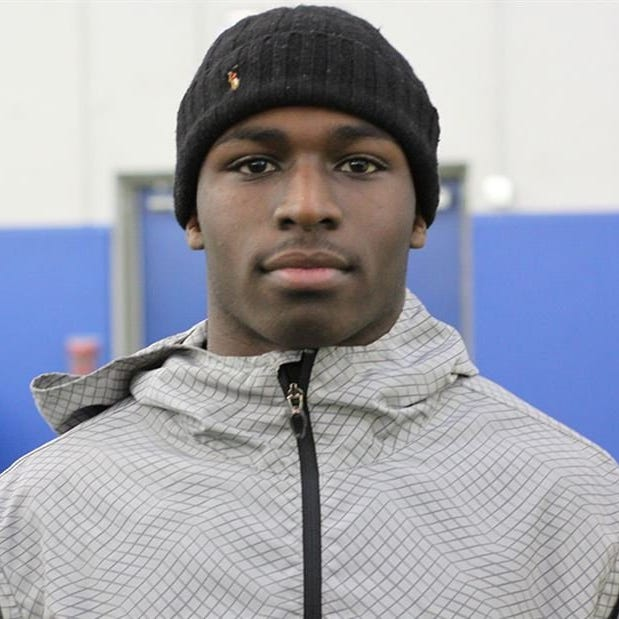 Trieu: Michigan RB target Marcellus Moore boasts 'world-class' speed