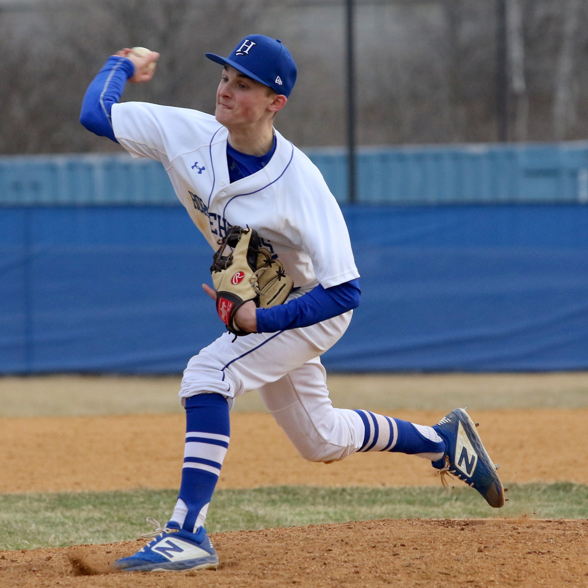Trey Princiotto tosses no-hitter for Horseheads in win over Binghamton