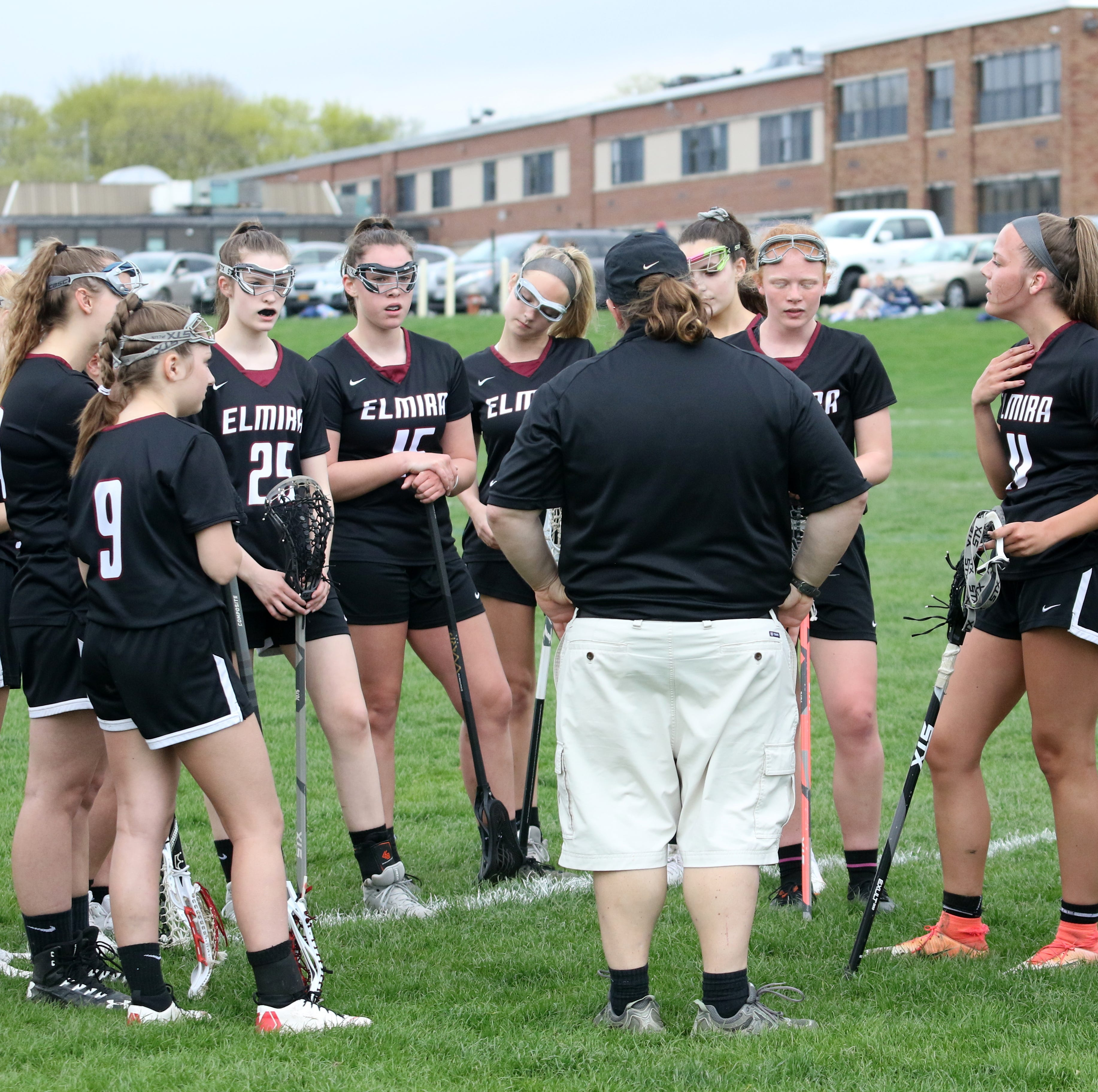 Tight-knit Elmira girls lacrosse team achieves milestone season