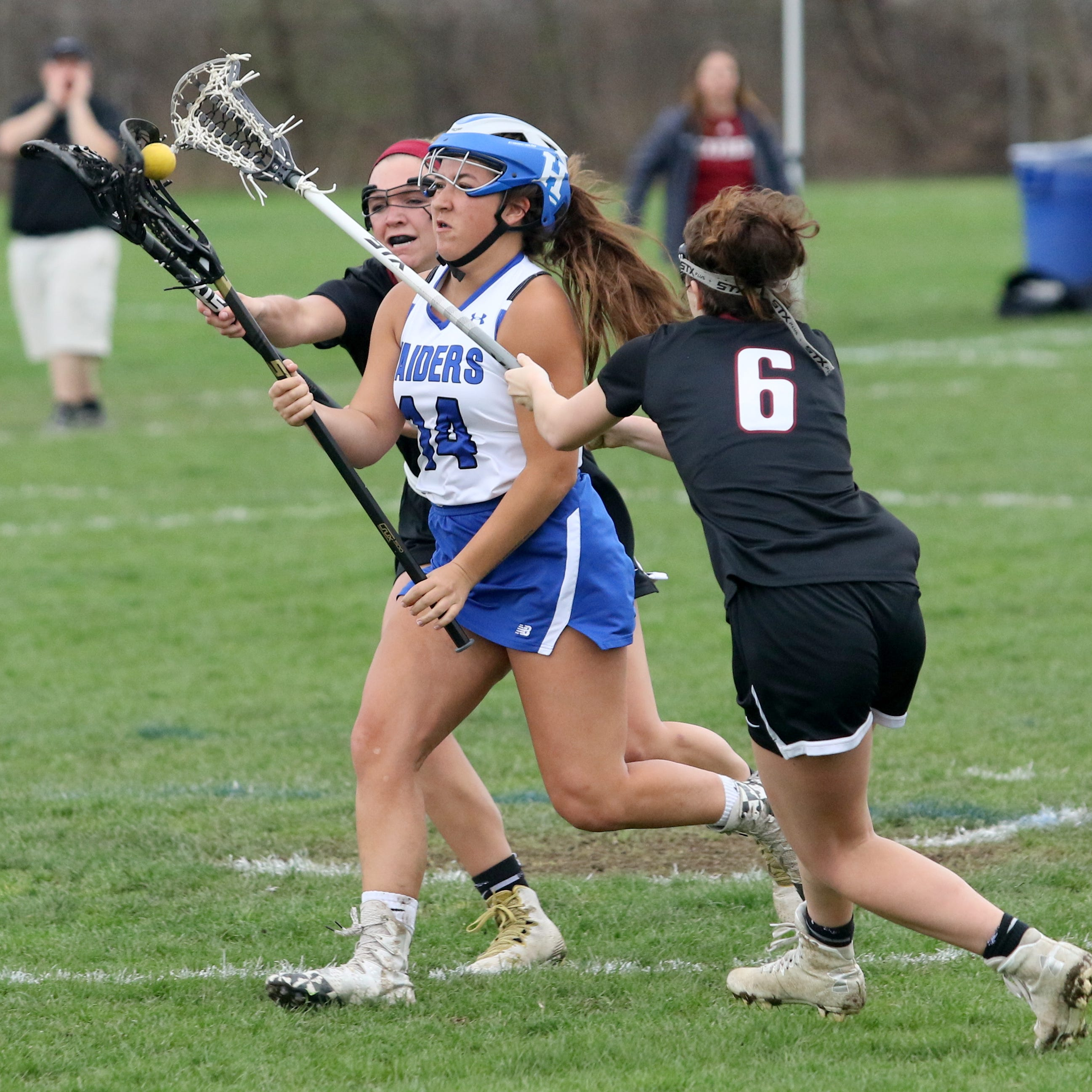 Girls lacrosse: Horseheads offense clicks in victory over Elmira