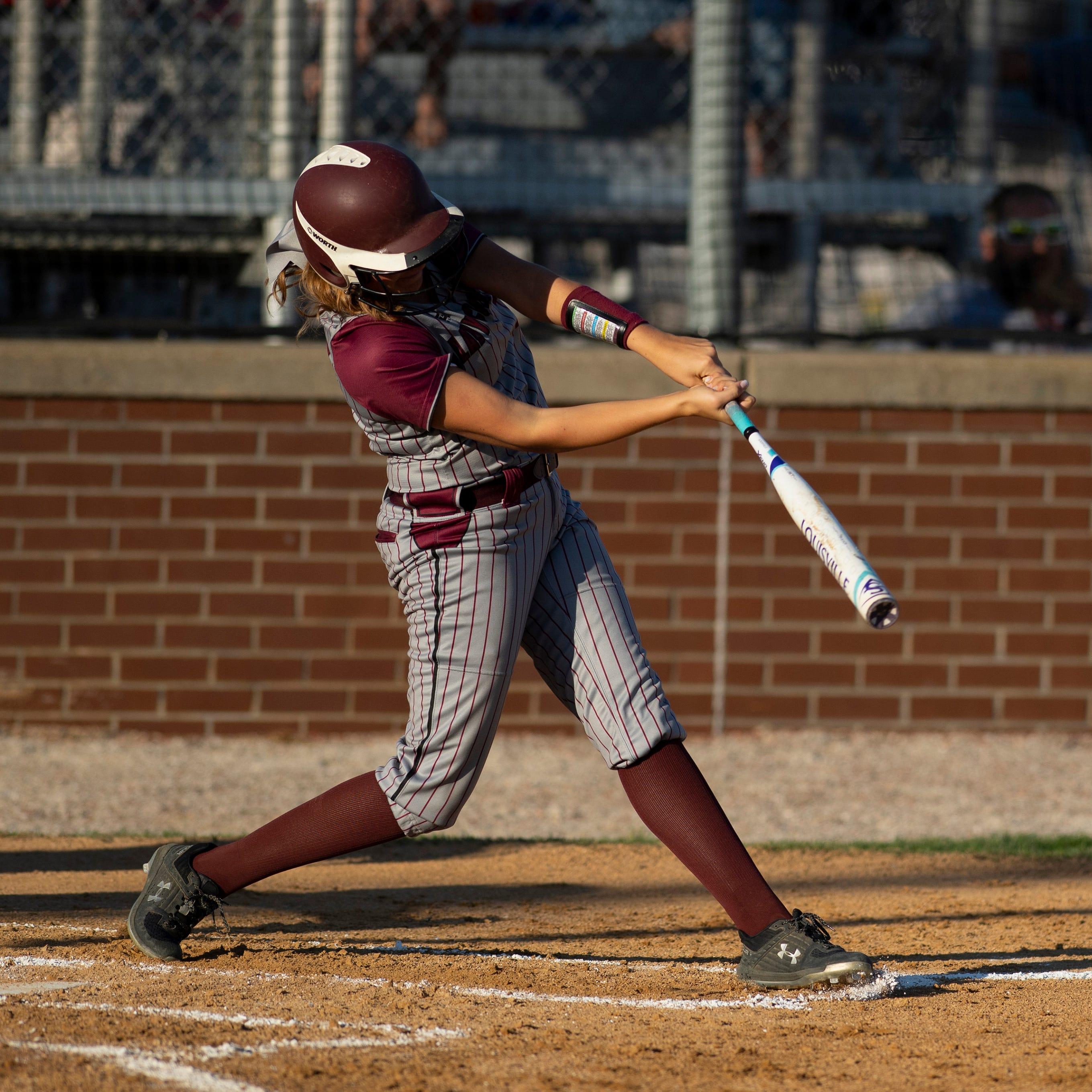 Hattie Hartman adjusts to new swing and new team in helping Henderson to strong start