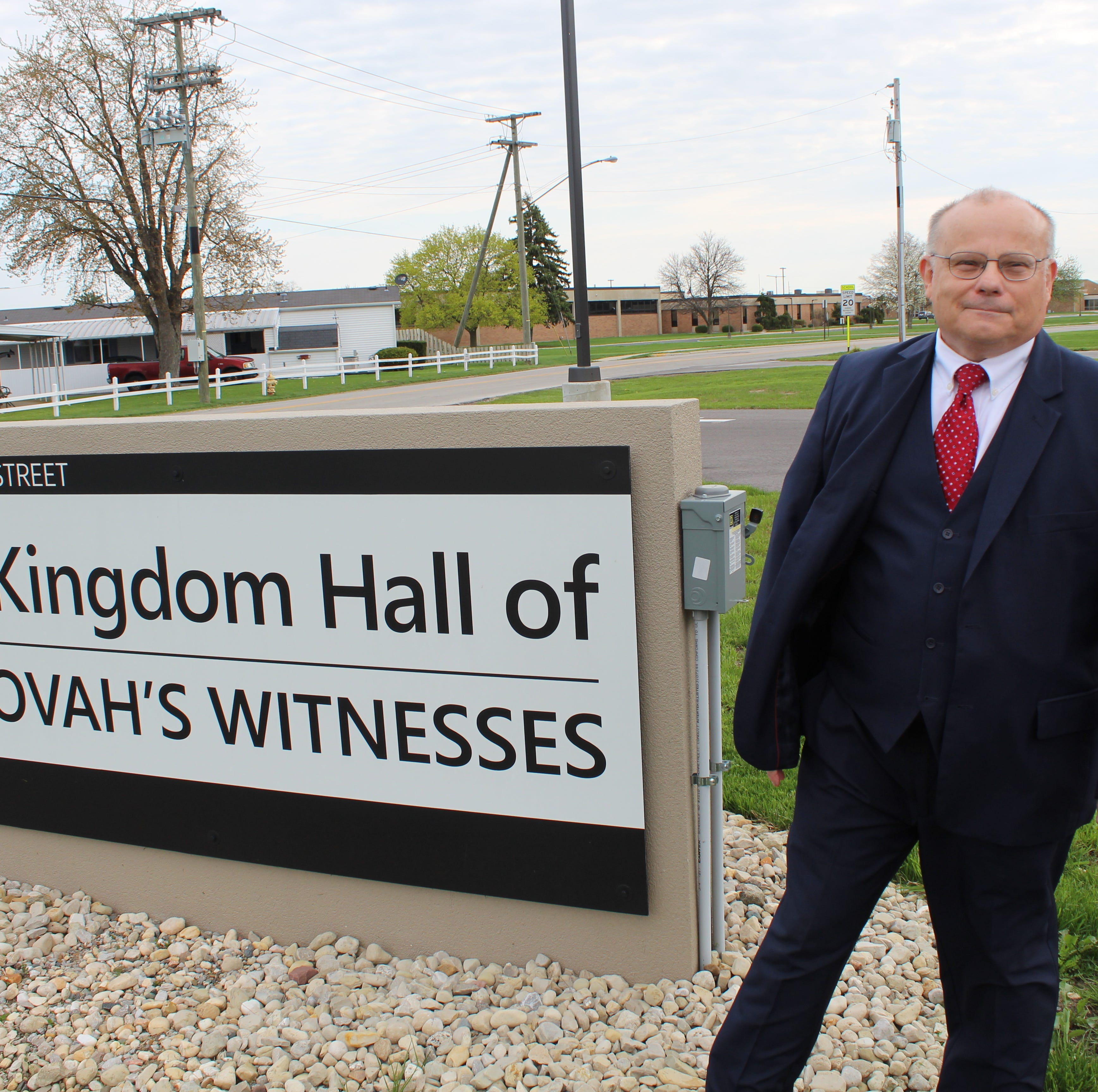 Public can witness the newly renovated Kingdom Hall
