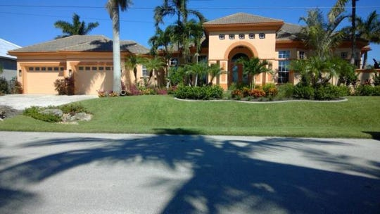 This home at 2313 SW 52nd St ., Cape Coral, recently sold for $954,000.