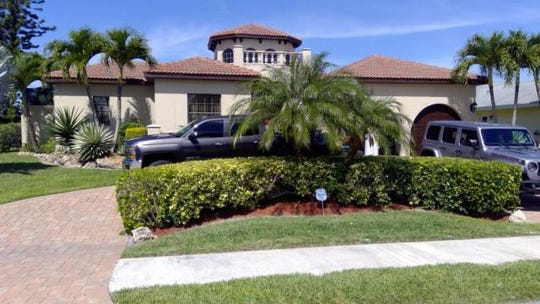 This home at 4824 Pelican Blvd., Cape Coral, recently sold for $835,000.