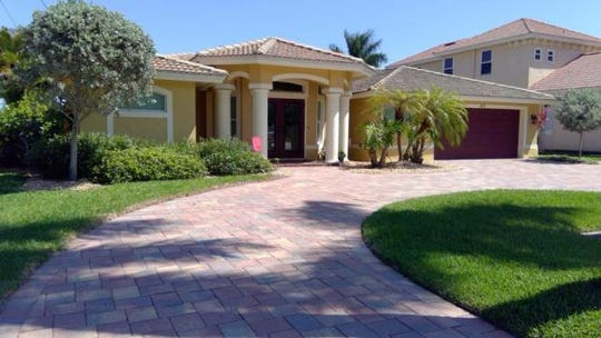 This home at 417 Bayshore Drive, Cape Coral, recently sold for $760,000.