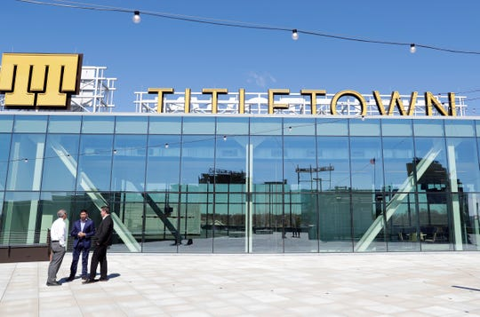 TitletownTech, which opened in April, will include an innovation lab, a business solutions segment called a venture studio, and the venture fund. It will house offices for Titletown District operations and Titletown Development, the Green Bay Packers real estate development business.