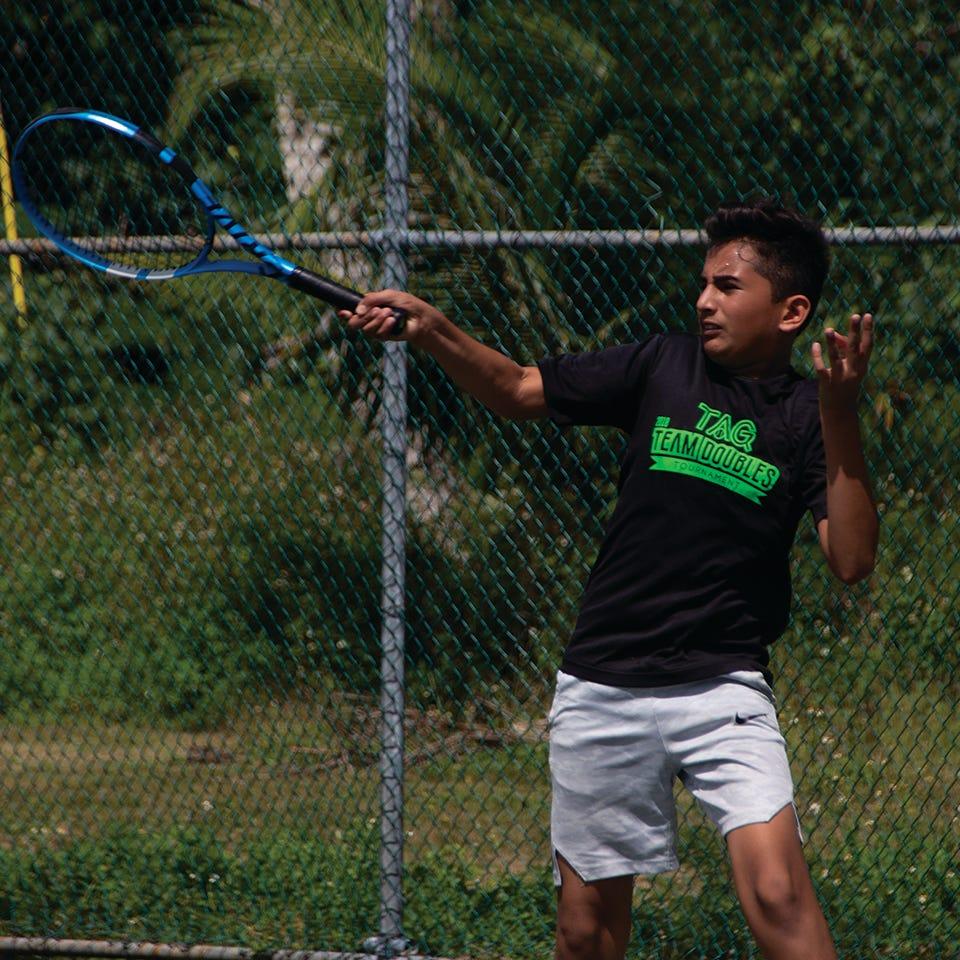 Junior tennis series launches April 27-28 at the Sheraton Laguna Resort