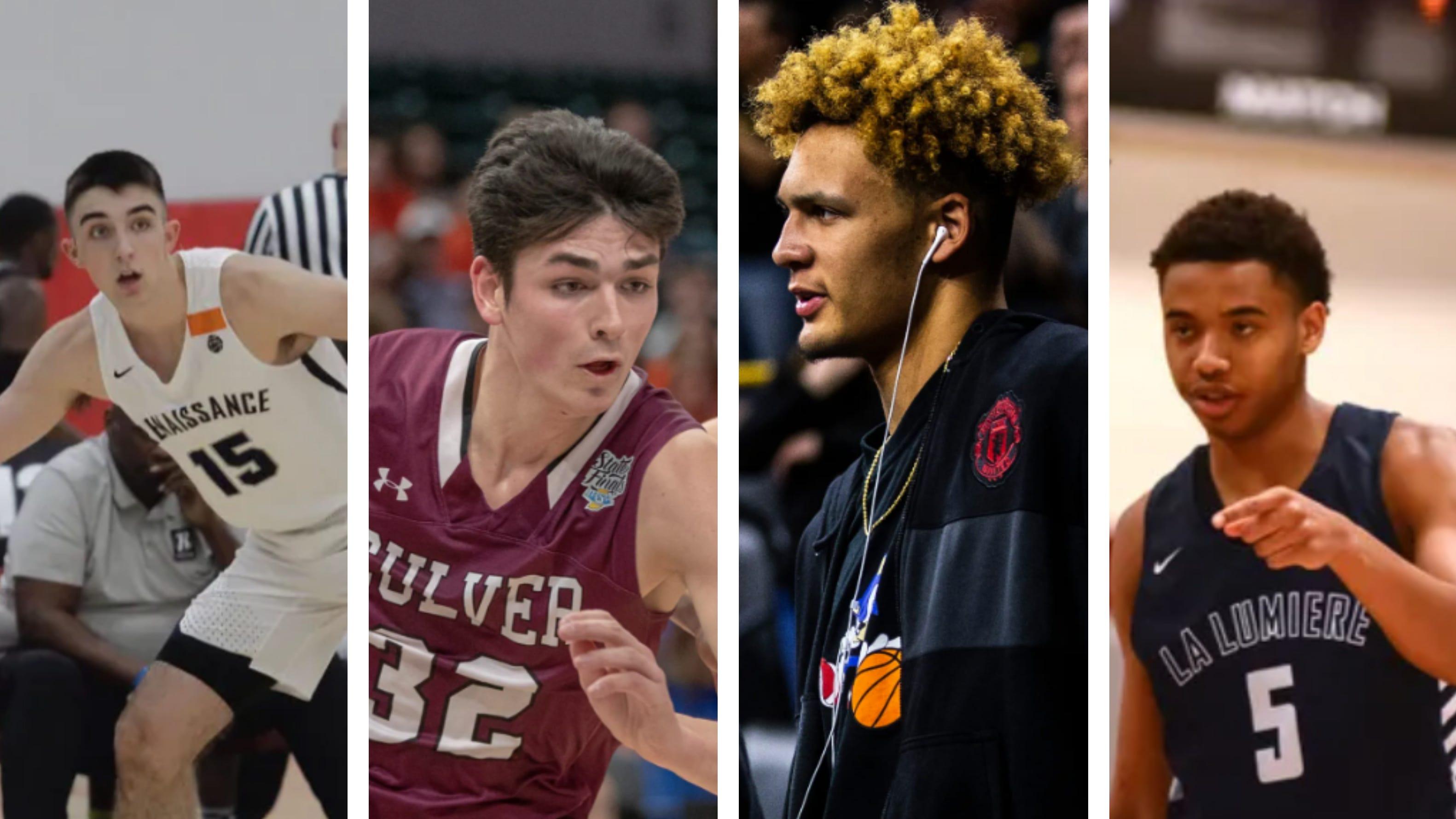 Iowa basketball: Class of 2020 Recruiting Big Board, v2.0