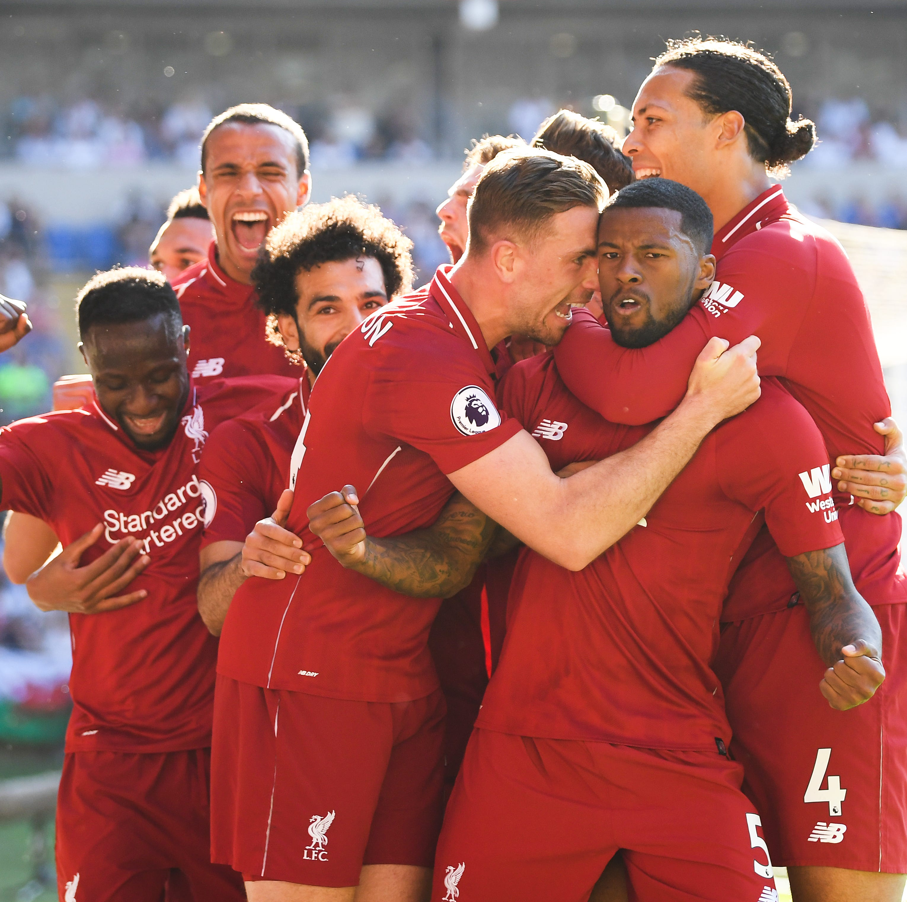 It's official: Liverpool FC is coming to Notre Dame this summer