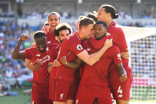 Liverpool is in the midst of the English Premier League title race. This summer, the Reds will head to South Bend.