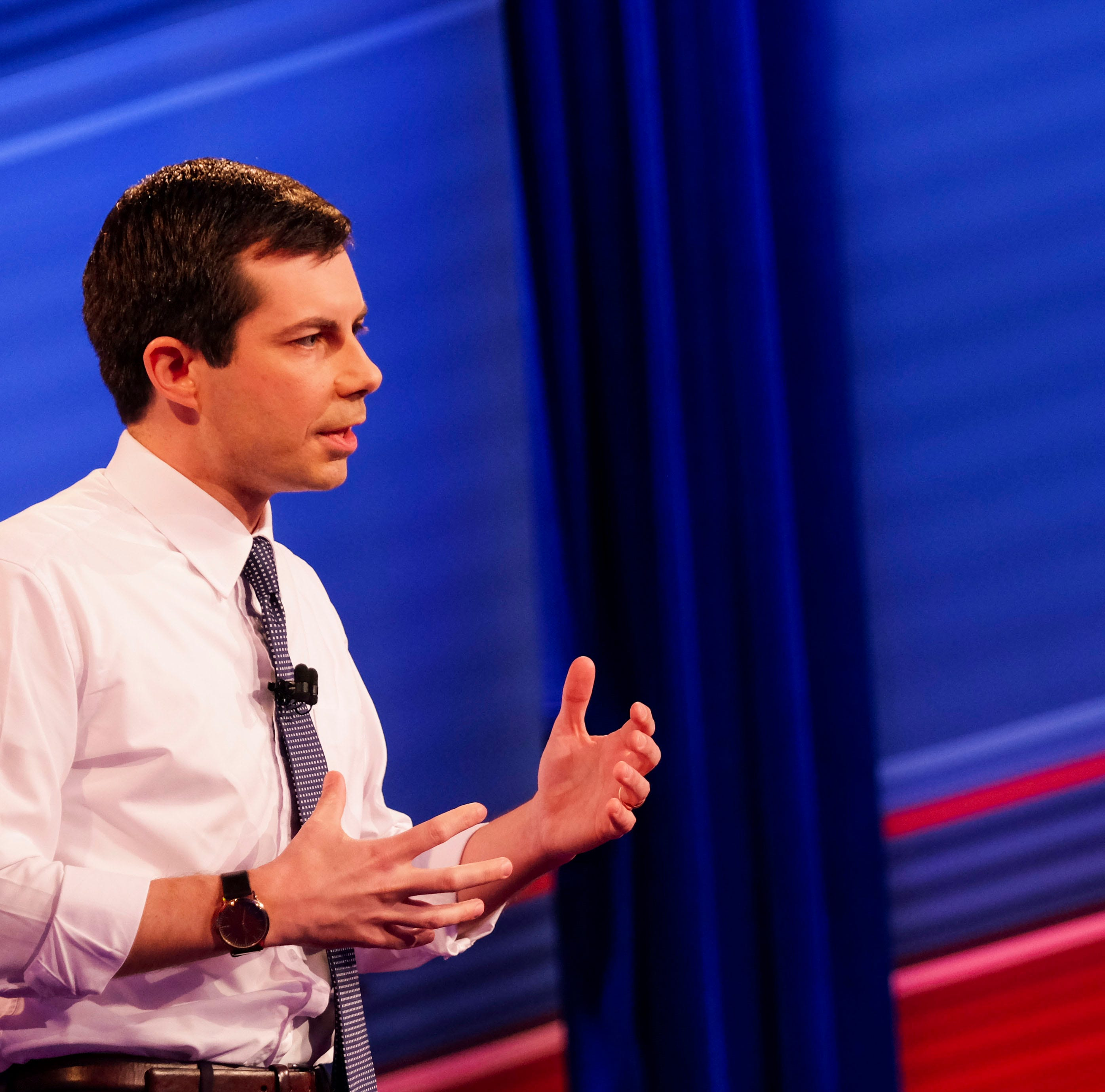 Oprah gives Pete Buttigieg a new name while weighing which candidate to support