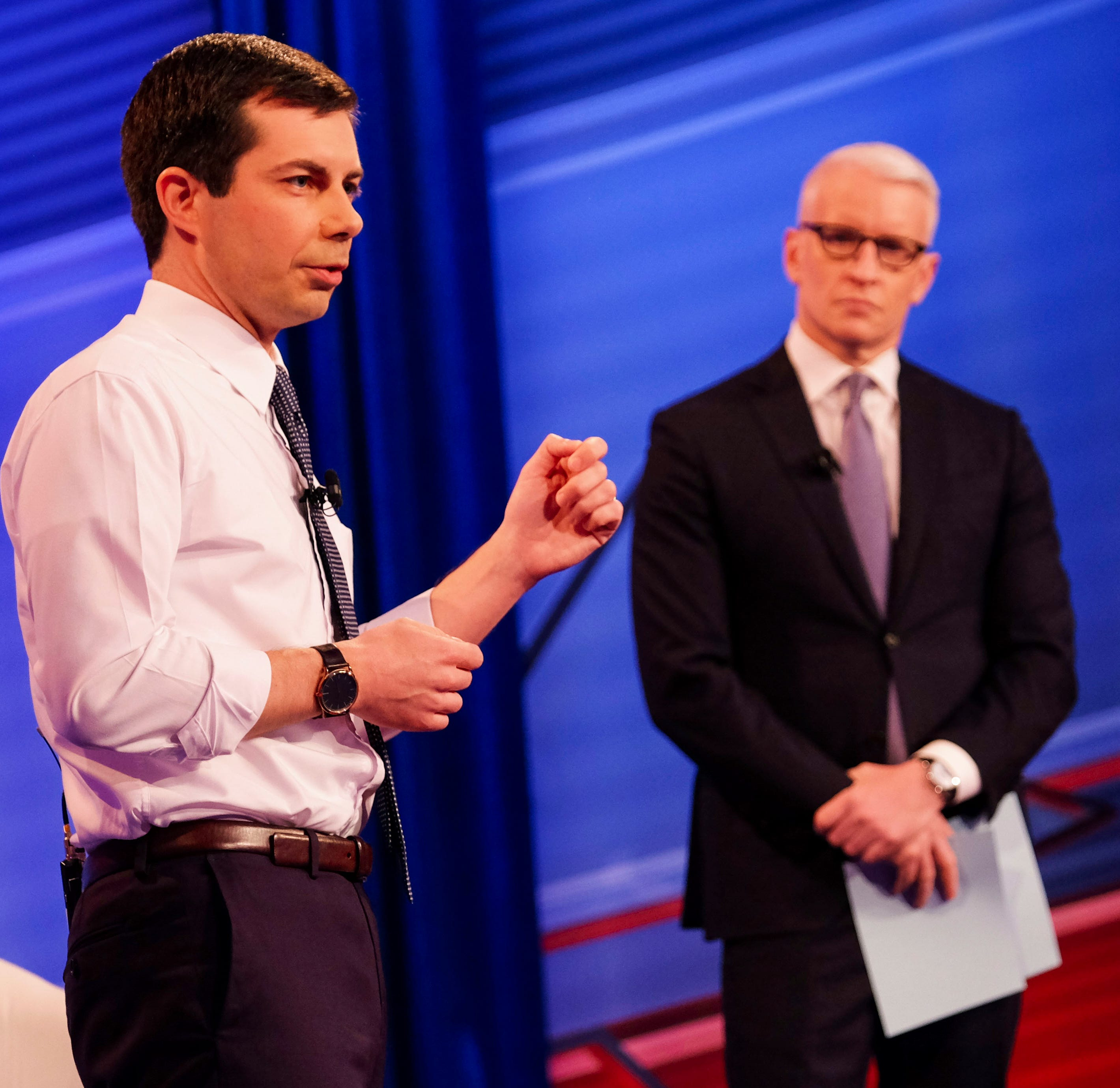 Pete Buttigieg CNN Town Hall: 8 takeaways