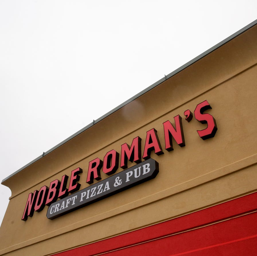 Lafayette to see full service Noble Roman's restaurant once again