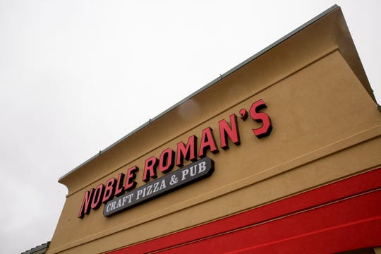 Noble Roman's restaurant, 3540 SR 38 E, Tuesday, April 23, 2019, in Lafayette.