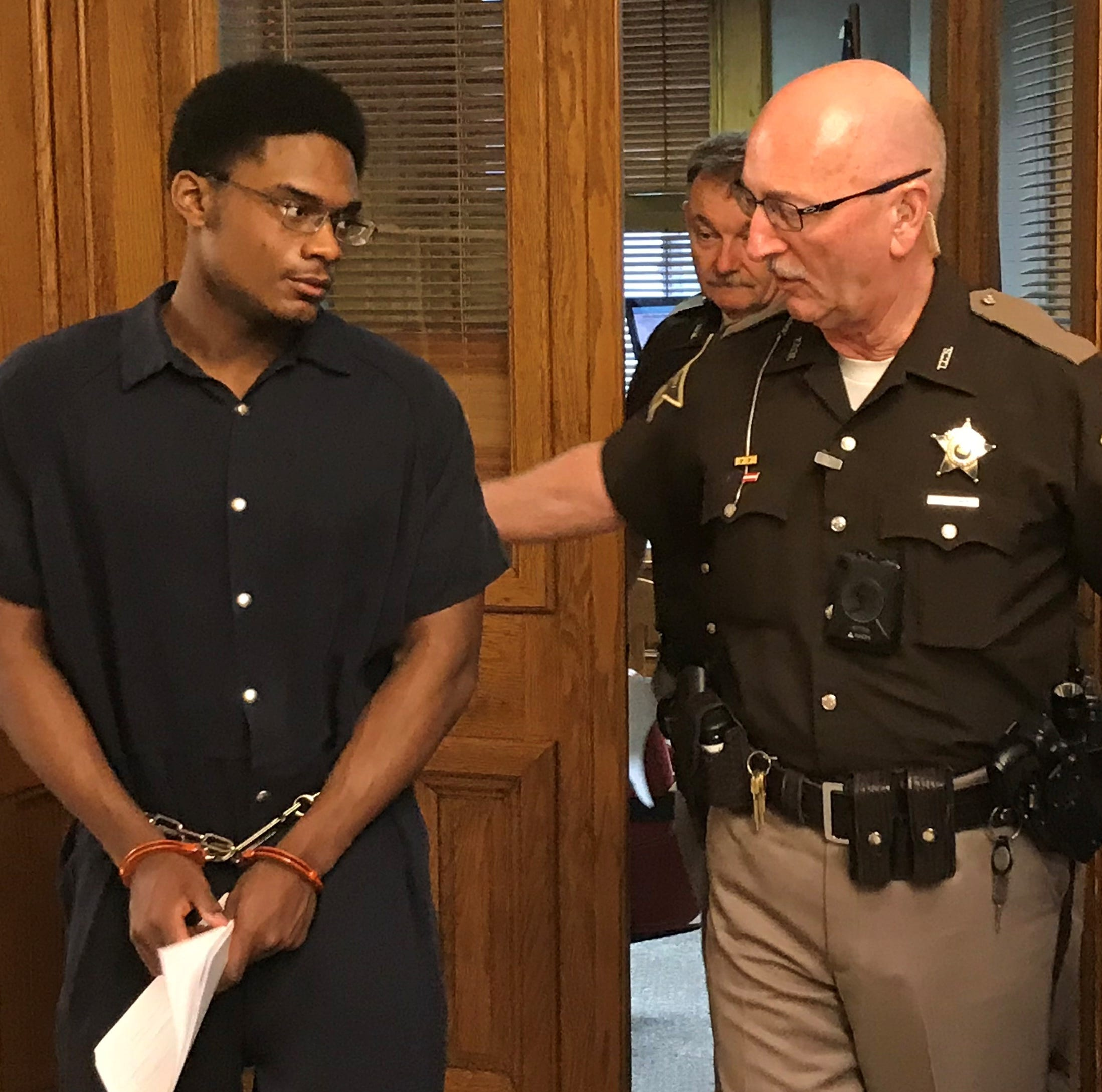 Printup faces fifth petition to revoke his probation