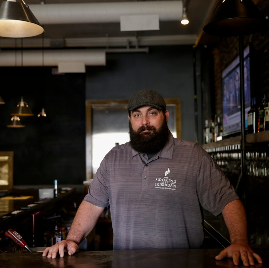 Downtown Lafayette sees opening of Smoking Irishman, offering smoked meats