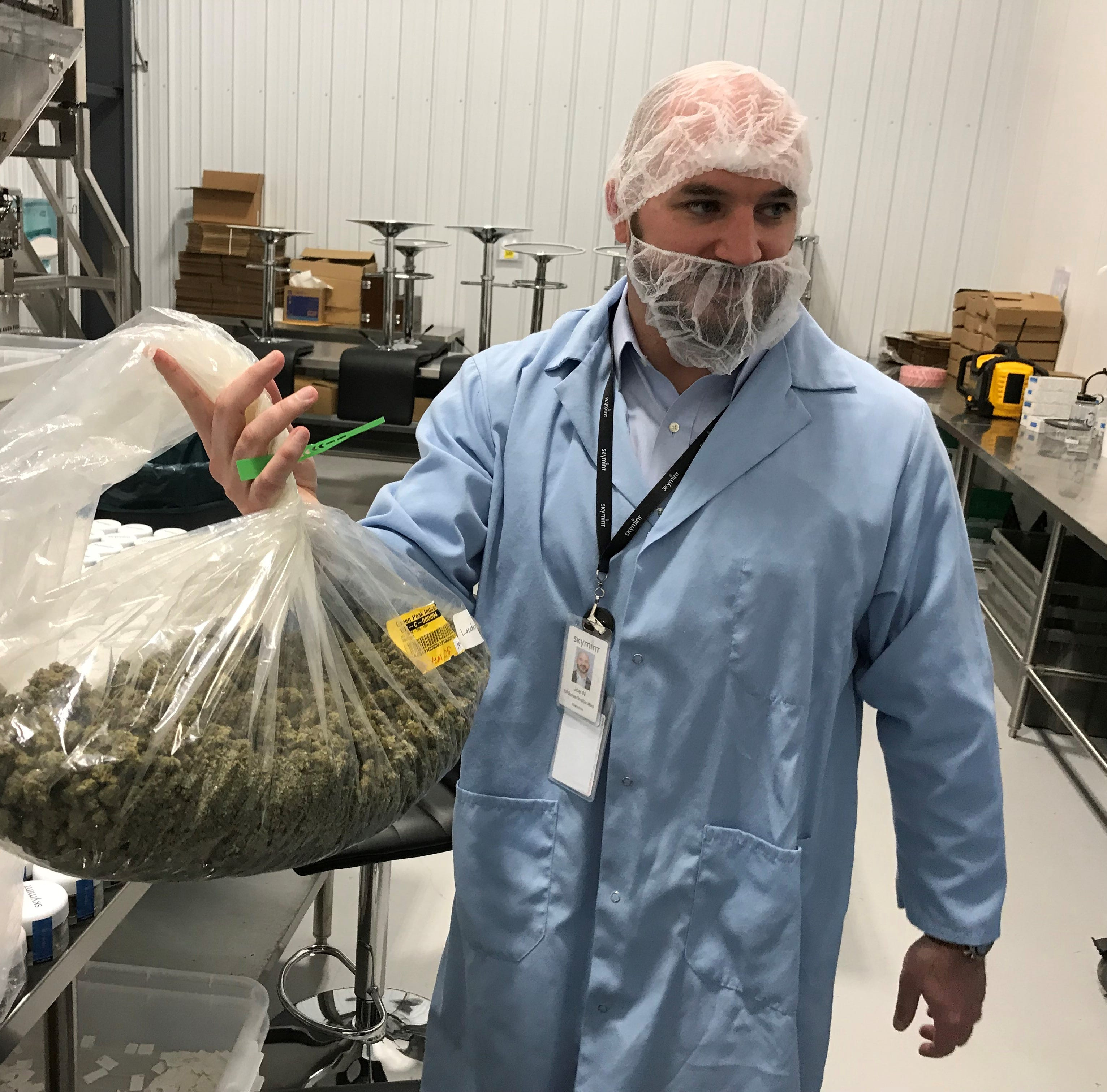 Marijuana company Green Peak Innovations accuses state of putting patients in danger