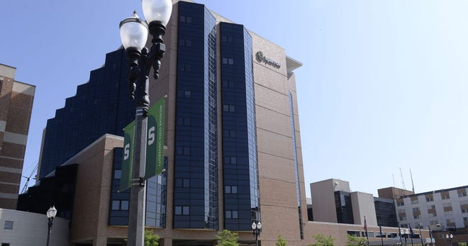 Sparrow Hospital in Lansing will hold a job fair on Tuesday, Oct. 29, 2019 to fill about 40 support services positions.