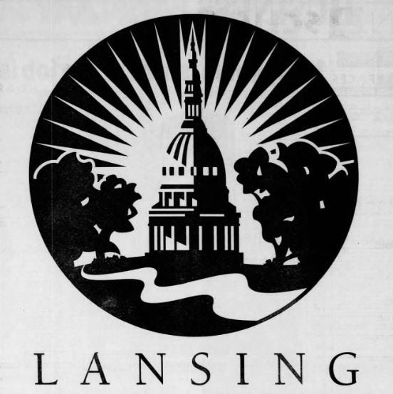 Watch Lansing's 'We're Making it Happen!' 1990s TV commercials that are making a comeback