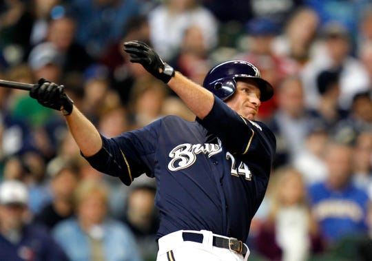 Former Milwaukee Brewer Mat Gamel is the older brother of current Brewers outfielder Ben Gamel.
