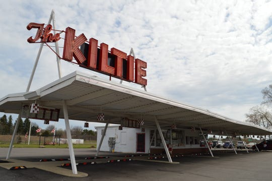The Kiltie Drive-In is located at N48 W36154 E. Wisconsin Ave., Oconomowoc.