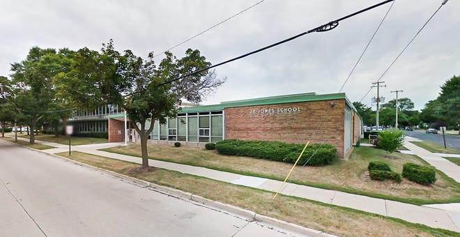 J. E. Jones School at 5845 S. Swift Ave., Cudahy.