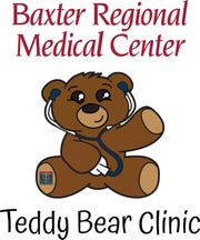 Baxter Regional Medical Center's first Teddy Bear Clinic will offer a free and fun way to children to be introduced to the medical field.