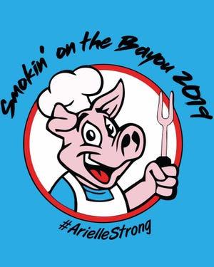 Smokin' on the Bayou 2019 logo