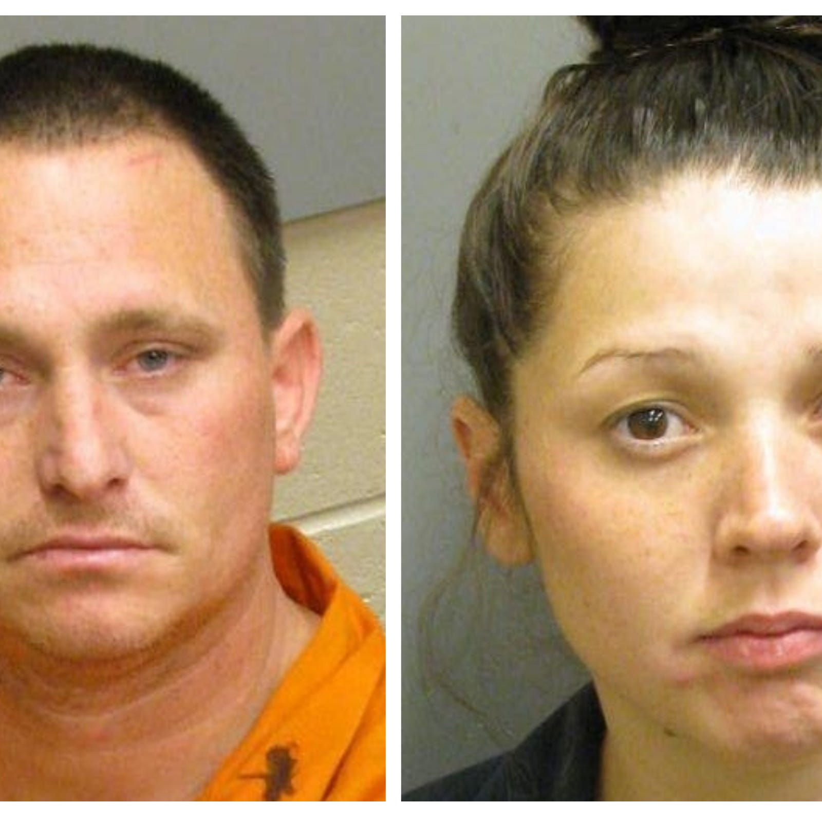 Deatsville couple charged with trafficking, assault after attempting to run over state trooper