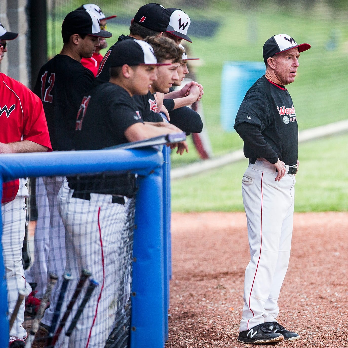 5 questions: Wapahani baseball coach Brian Dudley talks walk-up songs, winning and more