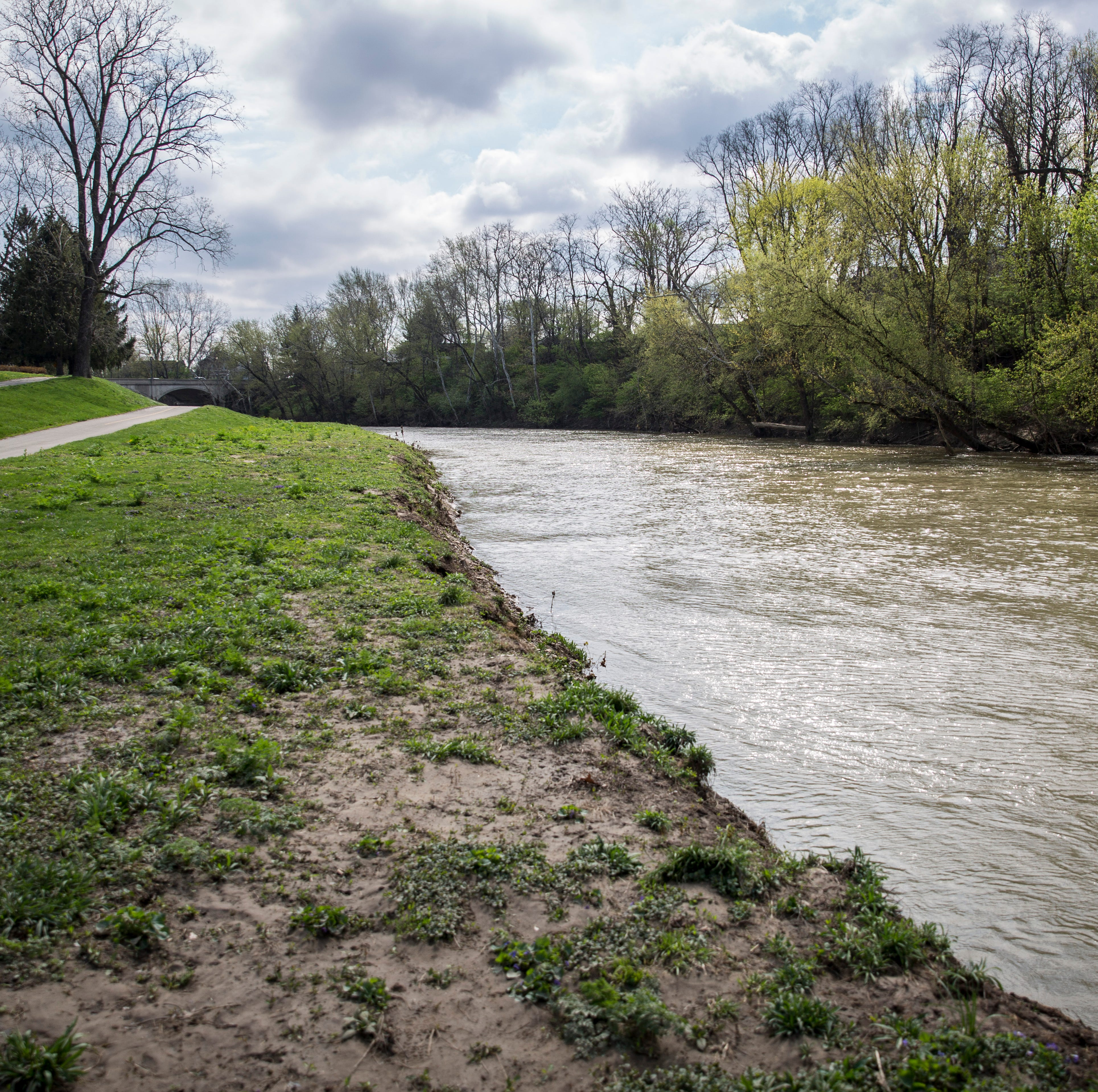 Authorities investigate discovery of man's body along White River