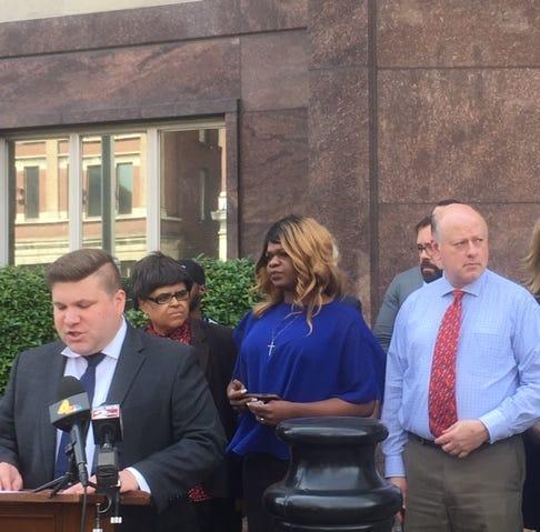 Transgender individuals file lawsuit regarding birth certificate law