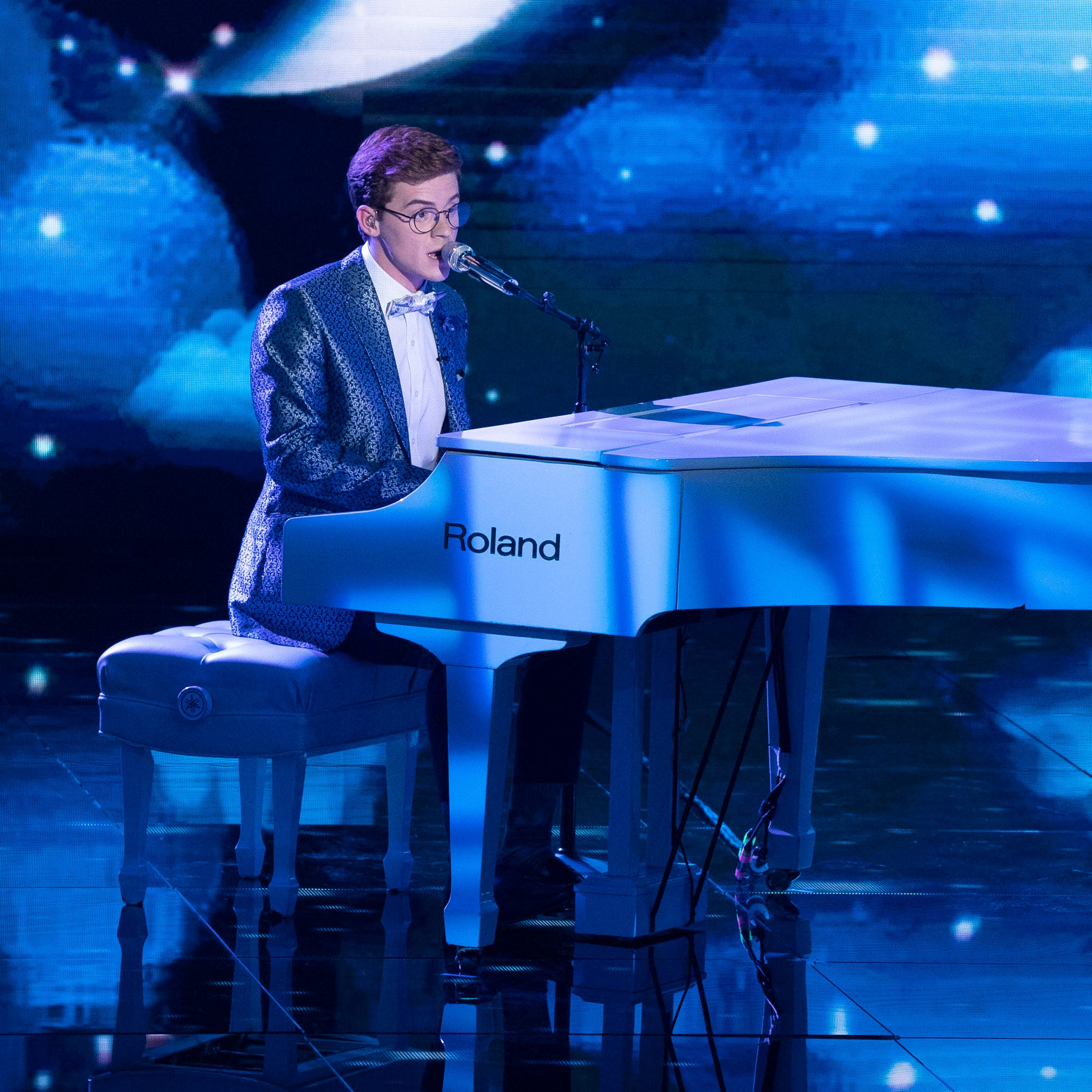 Walker Burroughs on American Idol: Belmont student makes show's Top 8