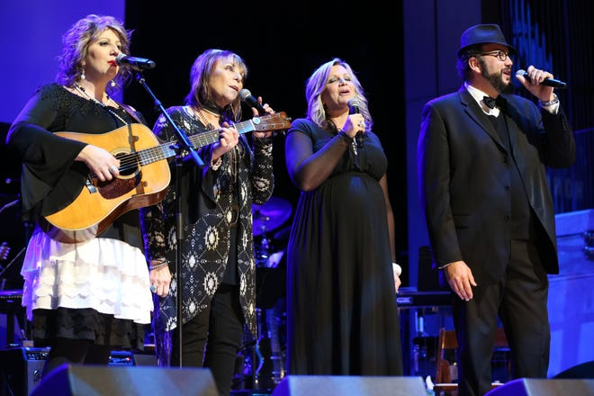 The Isaacs are among the new inductees to the Gospel Music Hall of Fame.
