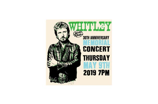MAY 9 KEITH WHITLEY 30TH ANNIVERSARY MEMORIAL CONCERT: 7 p.m. Country Music Hall of Fame and Museum, cmatheater.com, SOLD OUT