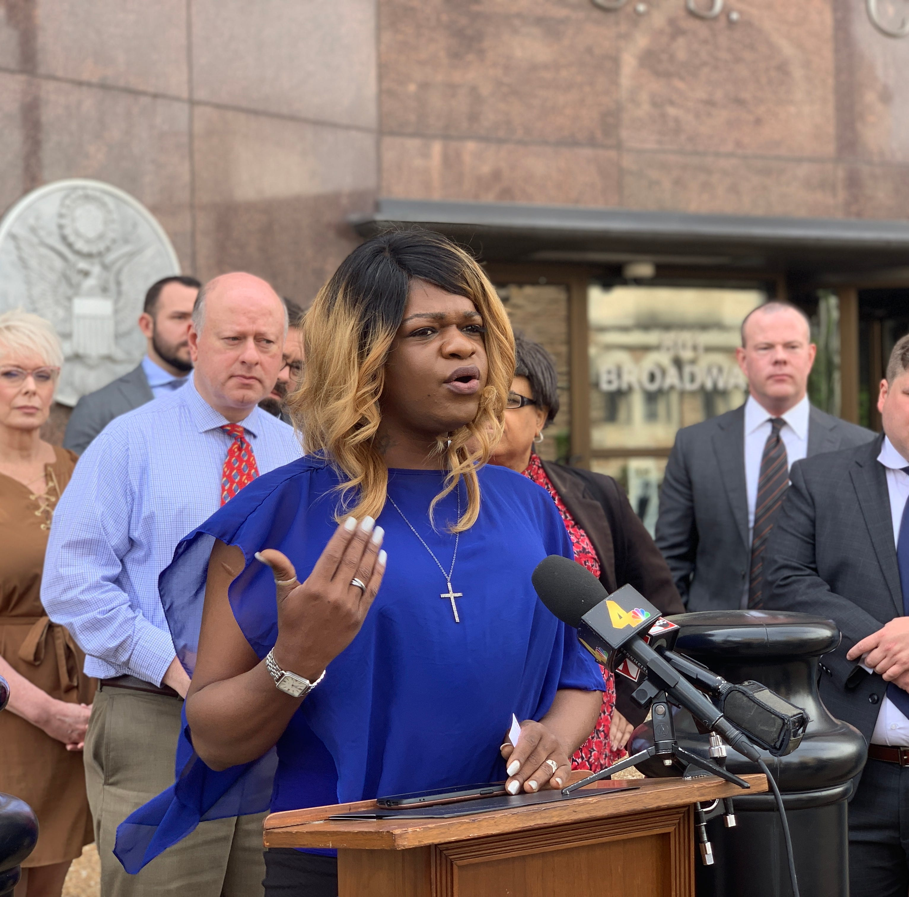 Transgender individuals file lawsuit regarding birth certificate policy