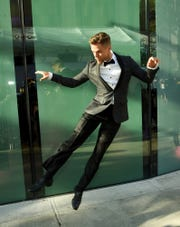 MAY 2DEREK HOUGH: 7:30 p.m. Grand Ole Opry House, $49.50-$85