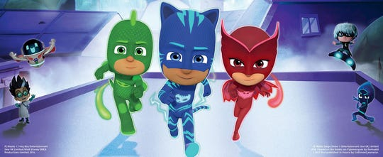 MAY 12PJ MASKS LIVE: 3 p.m. Tennessee Performing Arts Center, $22-$113, tpac.org