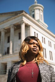 Kayla Gore is among a group of transgender individuals suingGov. Bill Lee and the Tennessee health commissioner.