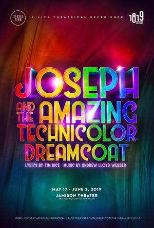MAY 17JOSEPH AND THE TECHNICOLOR DREAM COAT PRESENTED BY STUDIO TENN: Through June 2, Jamison Theater in the Factory at Franklin, $35-$90, studiotenn.com