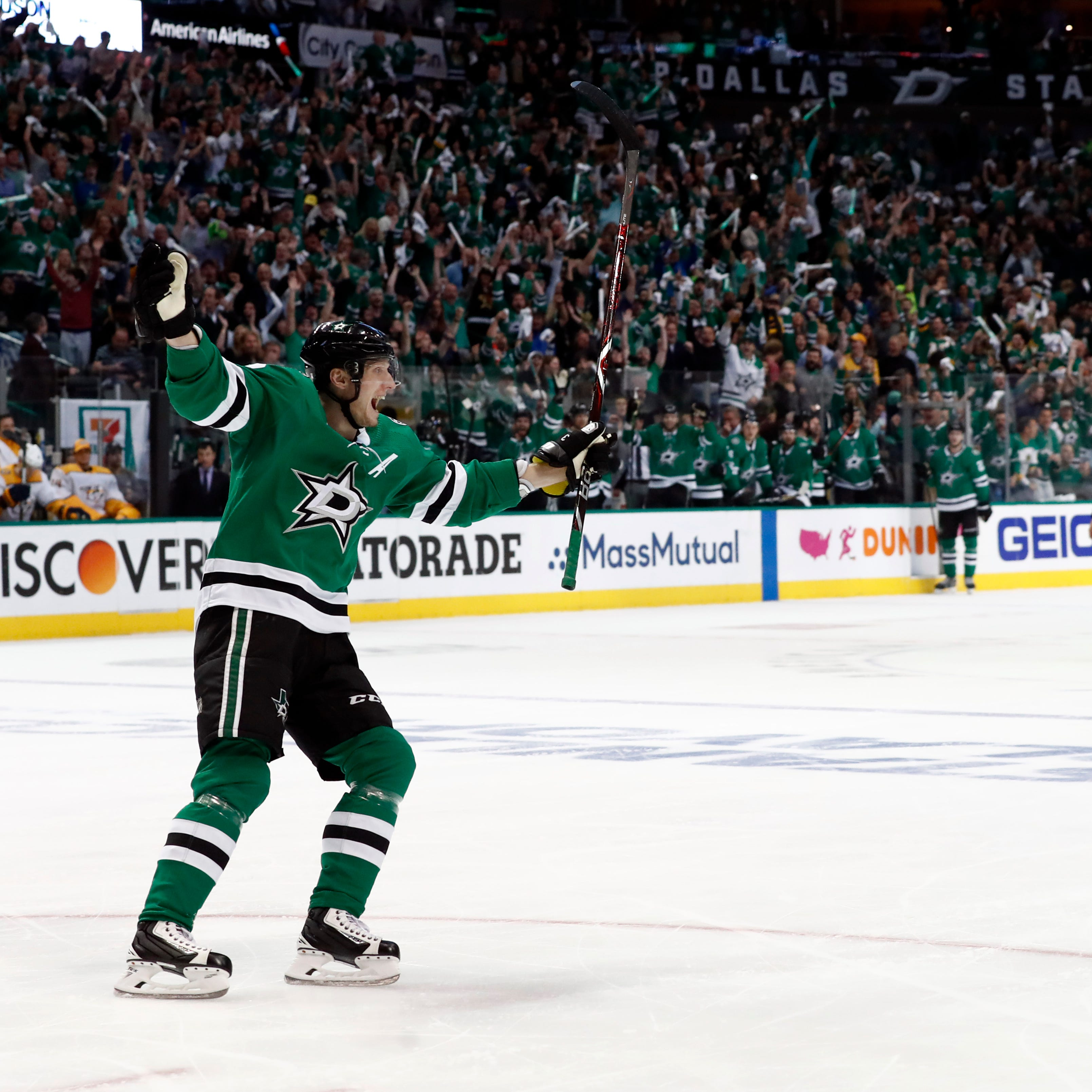 Watch John Klingberg's game-winning goal in Game 6 of the Stanley Cup Playoffs