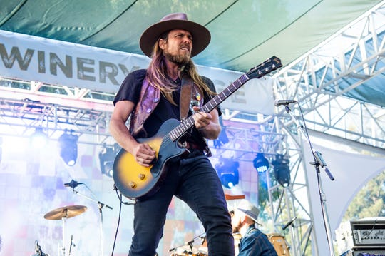 Lukas Nelson and Promise of the Real will open for The Who at Bridgestone Arena on May 16.