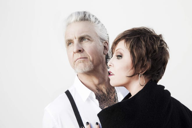 Pat Benatar and Neil Giraldo will co-headline Florida concerts in early may 2019.