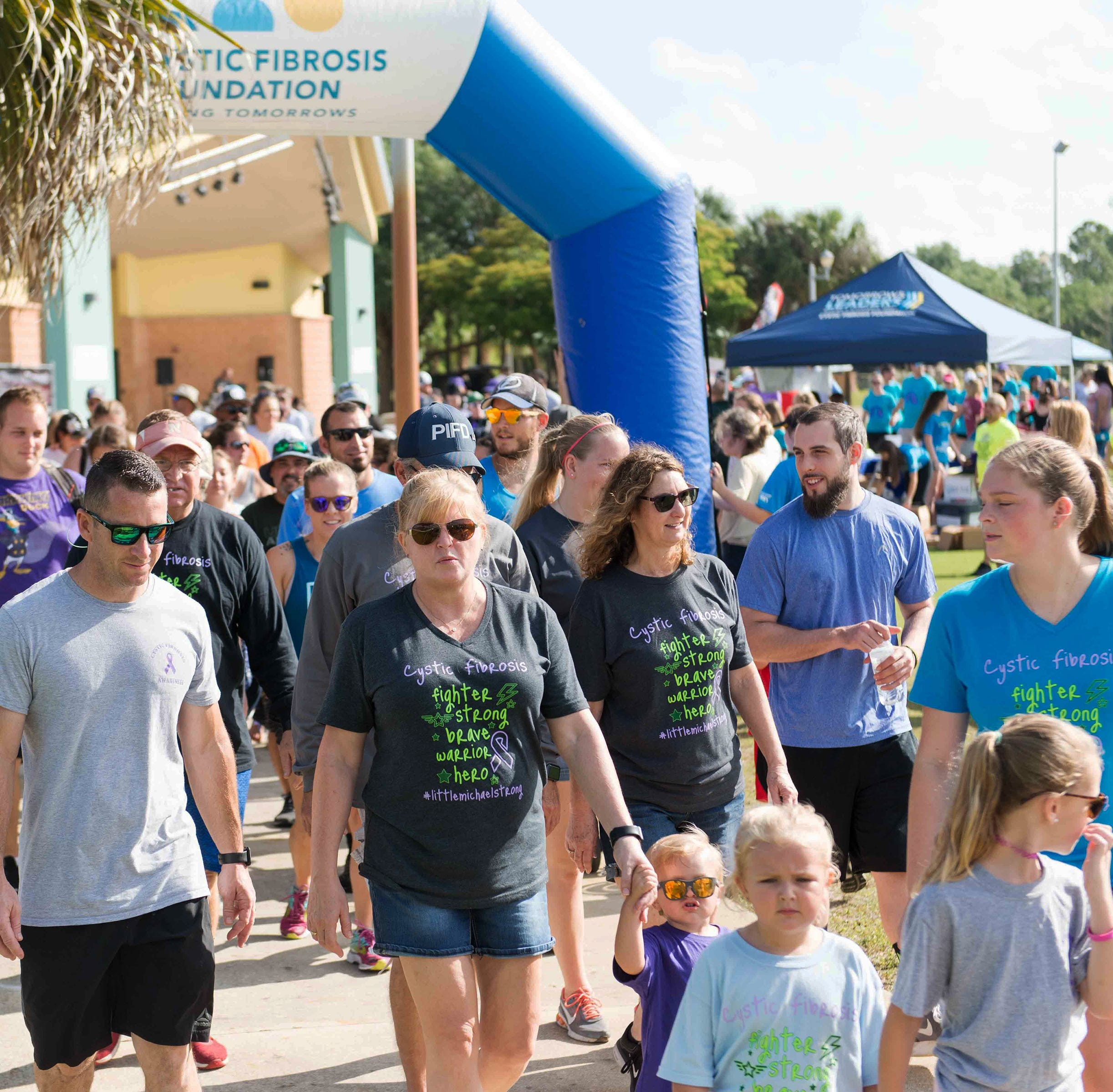 Making A Difference: Calling attention to cystic fibrosis