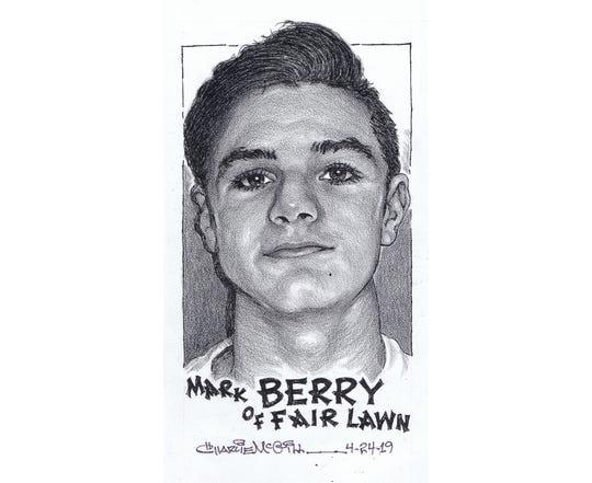 Mark Berry, Fair Lawn volleyball