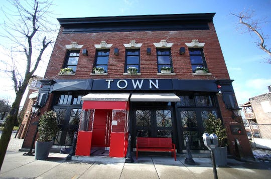 The dinner at TOWN kitchen + bar will feature WhistlePig Whiskey.