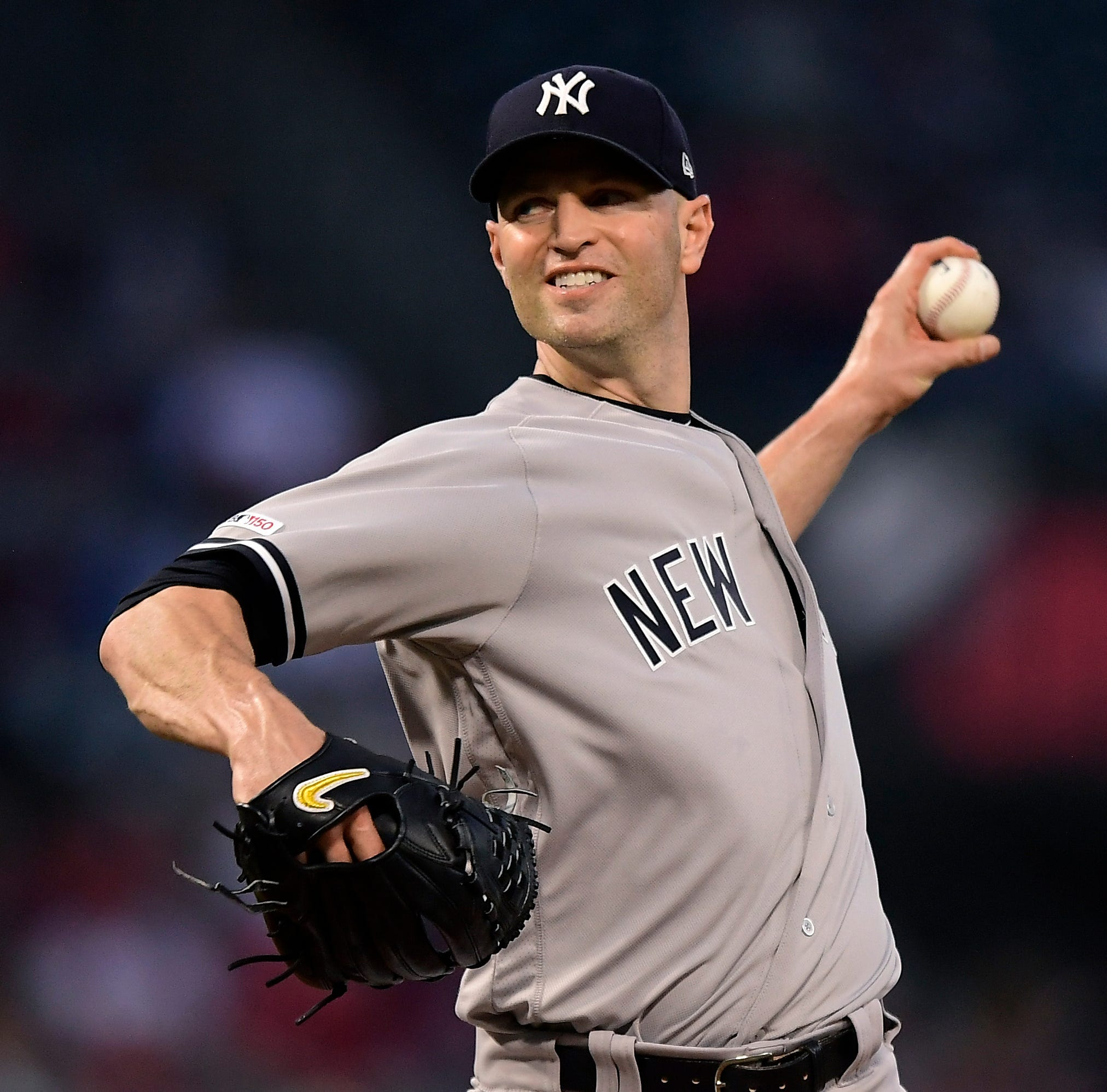 New York Yankees, Kansas City Royals announce Game 1 lineups for Saturday