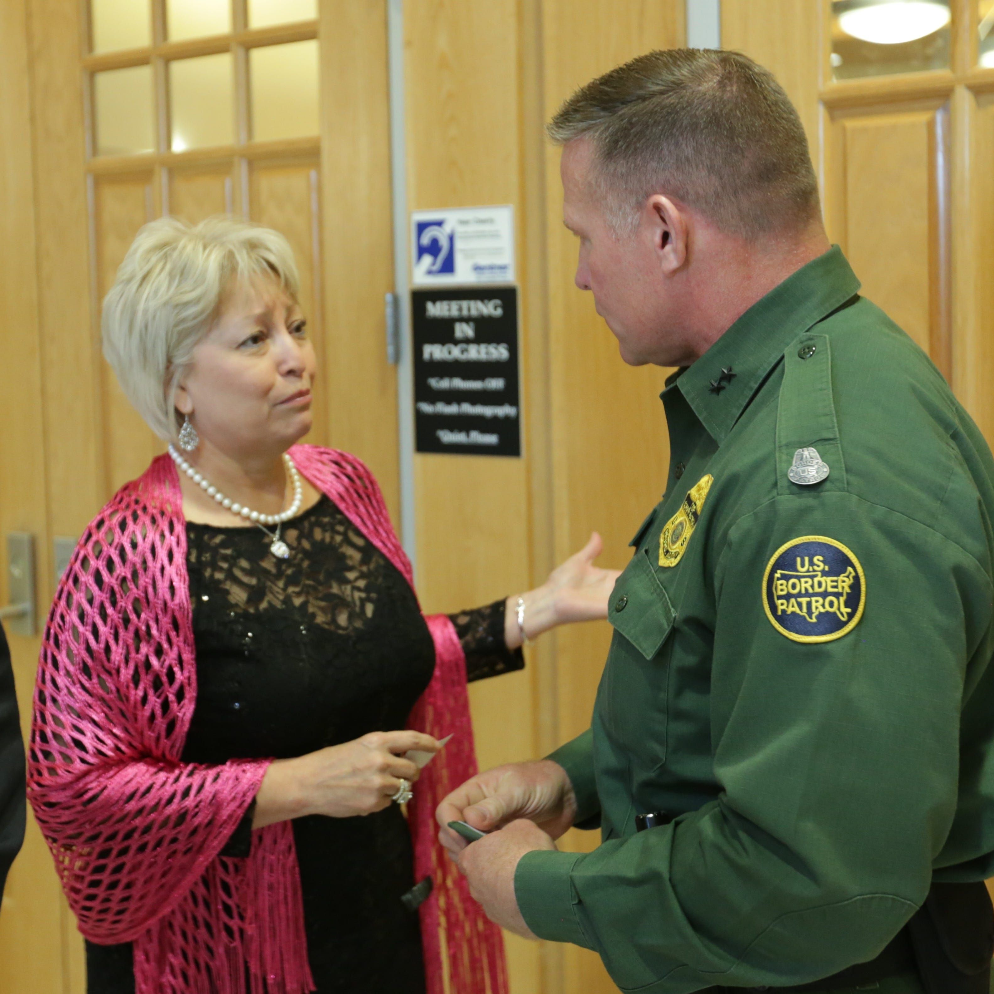 Border Patrol chief explains decision to release migrants in Las Cruces