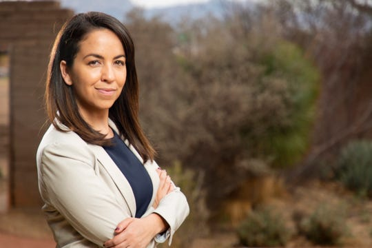 Tessa Stuve is a candidate for the Las Cruces City Council's second district in the November 5, 2019 municipal election.